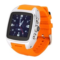 1.54 Inch Waterproof Android Wrist Watch With GPS Function