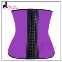 Women Underwear Sexy Plus Size Corest Summer Slimming Underwear Waist Training Corsets Latex Waist Cinchers Wholesale