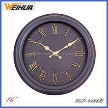 16 inch Antique wall clock