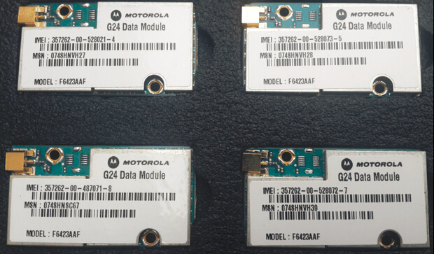 Latest technology competitive price gsm/gprs/edge motorola g24 module