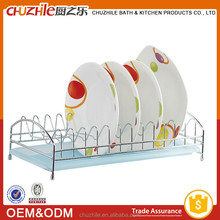Free Design Fashion Style Kitchen Dish And Bowl Rack