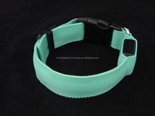 015 Best Selling LED Dog Collar and Leash, Waterproof LED Pet Dog Leash,Hot Sale LED Used Dog Training Collar