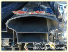Competetive price customed-made aluminium profile for glass railing