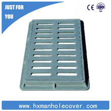 BS EN124 C250 Ductile cast Iron Rain Grate with frame Can be customised