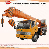 Sell well 5 tons crane truck in dubai