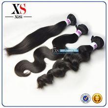 human hair in new york 100% virgin real malaysian hair weft hair growth head massager