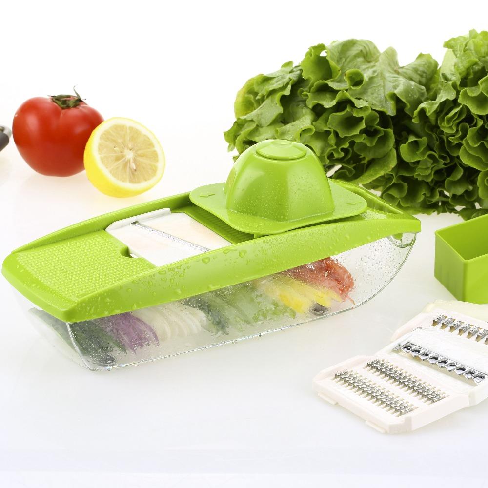 Neue 2017 Produkte Küchenhelfer Manuelle Gemüseschneider