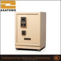 2015 portable vintage digital safe Chinese dealer fingerprint bronze security closet safe