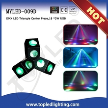 Popular High Quality 18x3W RGB DMX512 Laser DJ Light for sale