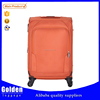 best quality EVA material trolley packing bag super lightweight trolley luggage 4 universal wheels travel bag