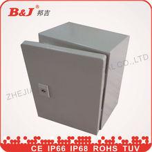 high quality IP66 electricalsheet metal waterproof outdoor electrical box/steel electrical distribu/steel cabinet