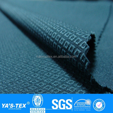 diamond jacquard elastic fabric outdoor stretch fabric for men's trousers