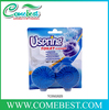 50G new wholesale durable solid toilet air freshener and cleaner