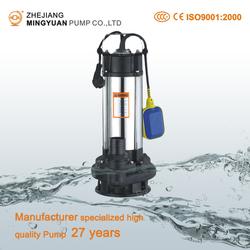 2015 Best Price 1.5 Hp Water Submersible Pump