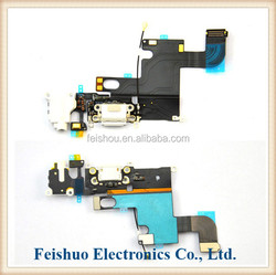 Charging port flex cable for iphone 6 ,for iphone 6 part,for iphone 6 dock charger flex cable