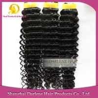 3Pcs/Lot African American Brazilian Human Hair Extensions