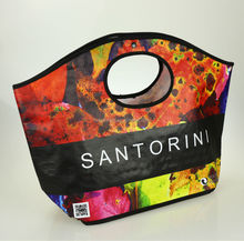 2015 Popular waterproof pp woven laminated bag for packaging