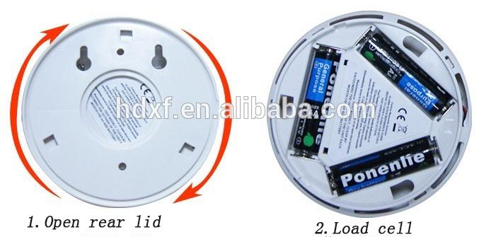 Оптовая продажа бытовой EN50291Independent цифровой жк-дисплей личный окиси углерода со детектор