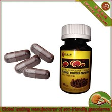 best quality Juncao ganoderma slimming capsule