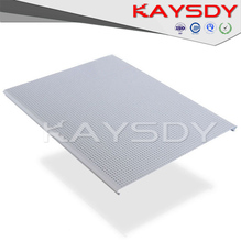 specialized Roll Coated Perforated Aluminum c shaped Ceiling