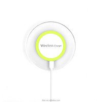 2015 factory supply directly charging laptop pad Qi wireless charger For iPhone 6 plus 5 5S