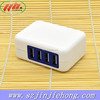 2015 hot new product 4 port USB wall charger travel mobile phone charger