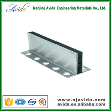 Rubber Strip Stainless Steel Tile Expansion Joints