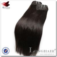 8a Grade Virgin Unprocessed Human Hair Straight