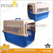FC-1004 Dog Travelling Cage Pink Pet Carrier