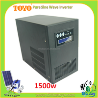 DC to AC Hybrid Inverter 1500W off grid Solar Pure Sine Wave Inverter