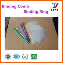 High Quality 21Rings Plastic Binding Ring