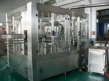 Small scale PET bottle coconut water processing machine