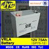 guangzhou manufactuer jyc vrla battery 12v70ah