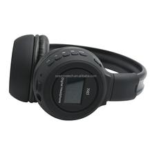 Hands free Headset A2DP / AVRCP wireless communication 3.5mm connectors Bluetooth tv/phone headphones wholesale