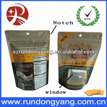 Health non-toxic aluminum foil cooking bags