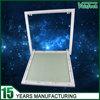 install attic wall access hatch aluminum sheet metal insulated access doors