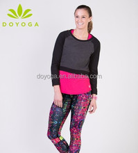 latest girl lycra fabric clothing manufacturers fitness wear