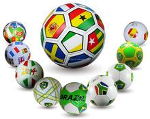 2014 brazil world cup material TPU soccer ball