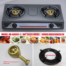 RD-GD005-2 cold sheet panel table top gas cooker gas stove