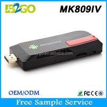 China top ten selling products MK809IV unlock cable tv box RK3188 Quad Core 2g 8g HDMI wireless Smart Android Tv Dongle