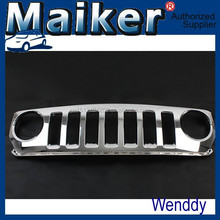 ABS Front grill For Jeep Patriot 2011 grille from Maiker Manufacturer Car Accessoires