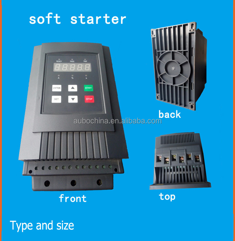 Motor Soft Starter To 630kw 220v 380v From Nanjing