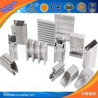 Hot! 6000 series threaded aluminum tube / aluminum tubing manufacturer / tubo de aluminio factory