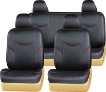 2015 fashion factory wholesale leather car seat cover
