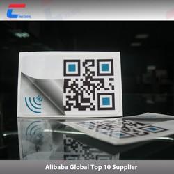Low price 13.56Mhz NFC RFID Adhesive tags 14443