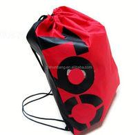 2015 cheap custom shopping bag/ printing polyester shop bag/ top quality stock foldable custom shopping bag