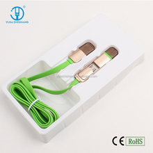 Best selling model 2015 USB Data Cable to Micro USB and 8pin USB