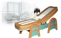 jade therapy massage bed with music