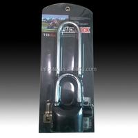 High quality Motorcycle alarm lock / Padlock alarm