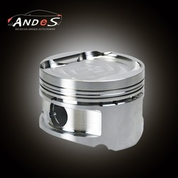 81mm Forged Piston For Toyota 4AFE Engine 1.6L 13101-16120 Piston